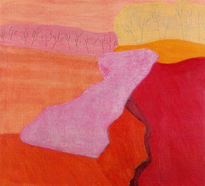 Shapes of Spring, 1952 - Milton Avery