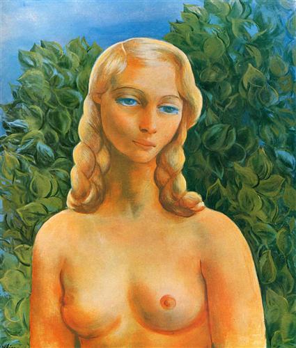 Eve - Moise Kisling