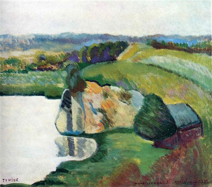 Tyniec, 1912 - Moise Kisling
