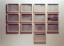 Untitled (Braille) - Moon Pil Shim