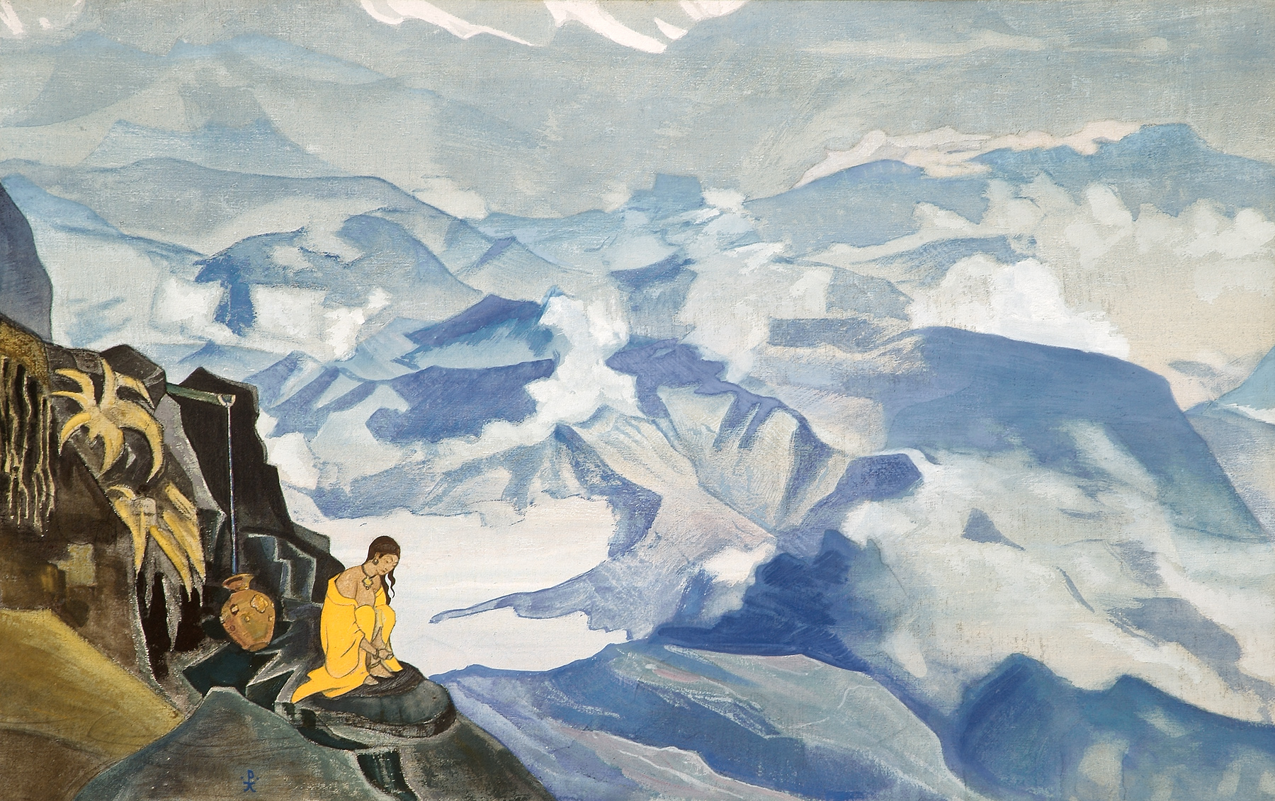 St francis  D1 81 D0 B2  D1 84 D1 80 D0 B0 D0 BD D1 86 D0 B8 D1 81 D0 BA by nicholas roerich1931 besides Drops Of Life 1924 further Moses The Leader 1926 further Show in addition 11618992. on art of nicholas roerich