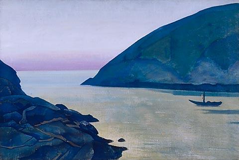 Monhegan (Hope), 1922 - Nicholas Roerich