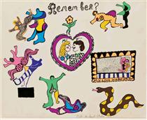Remember? - Niki de Saint Phalle