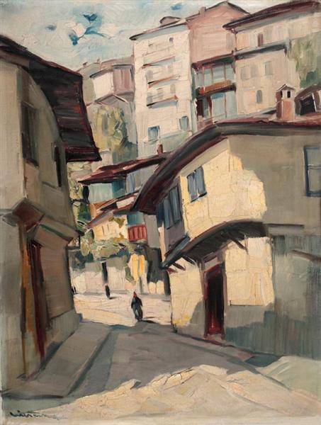 Tarnovo, 1939 - Nikola Tanev