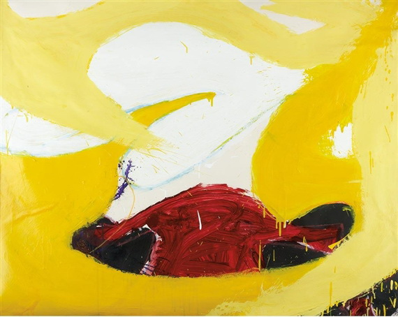 Untitled, 1972 - Norman Bluhm