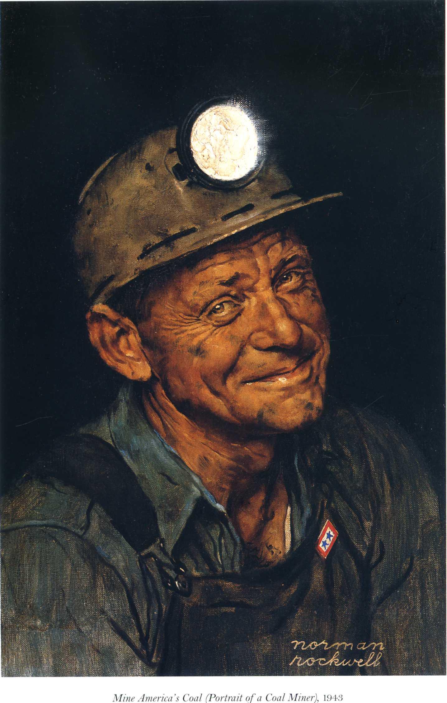 Mine America`s, 1943
