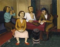 Relief Blues - O. Louis Guglielmi