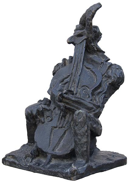 The second character, 1942 - Ossip Zadkine