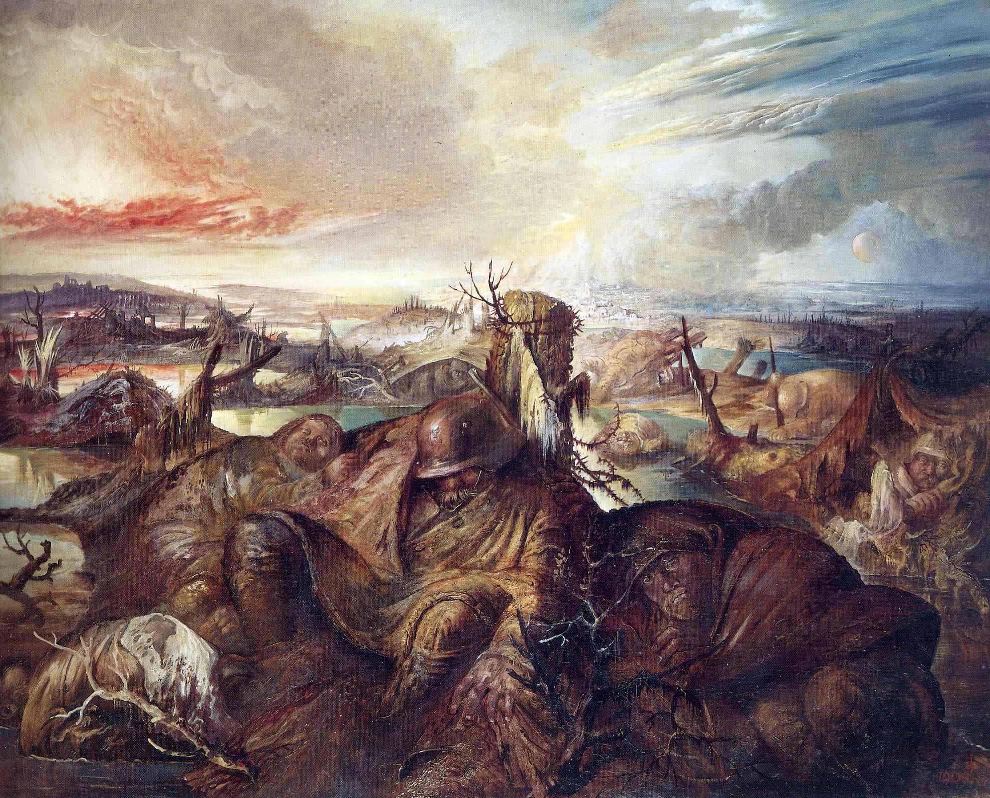 Pinturas de Guerra. - Página 4 Flanders