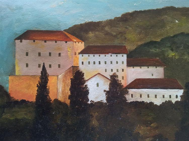 Belvedere - Ottone Rosai
