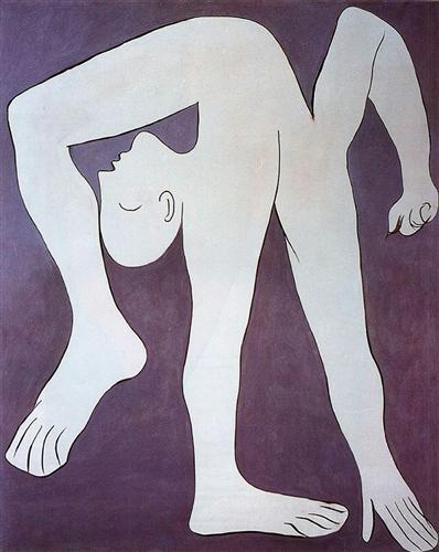 Acrobat - Pablo Picasso