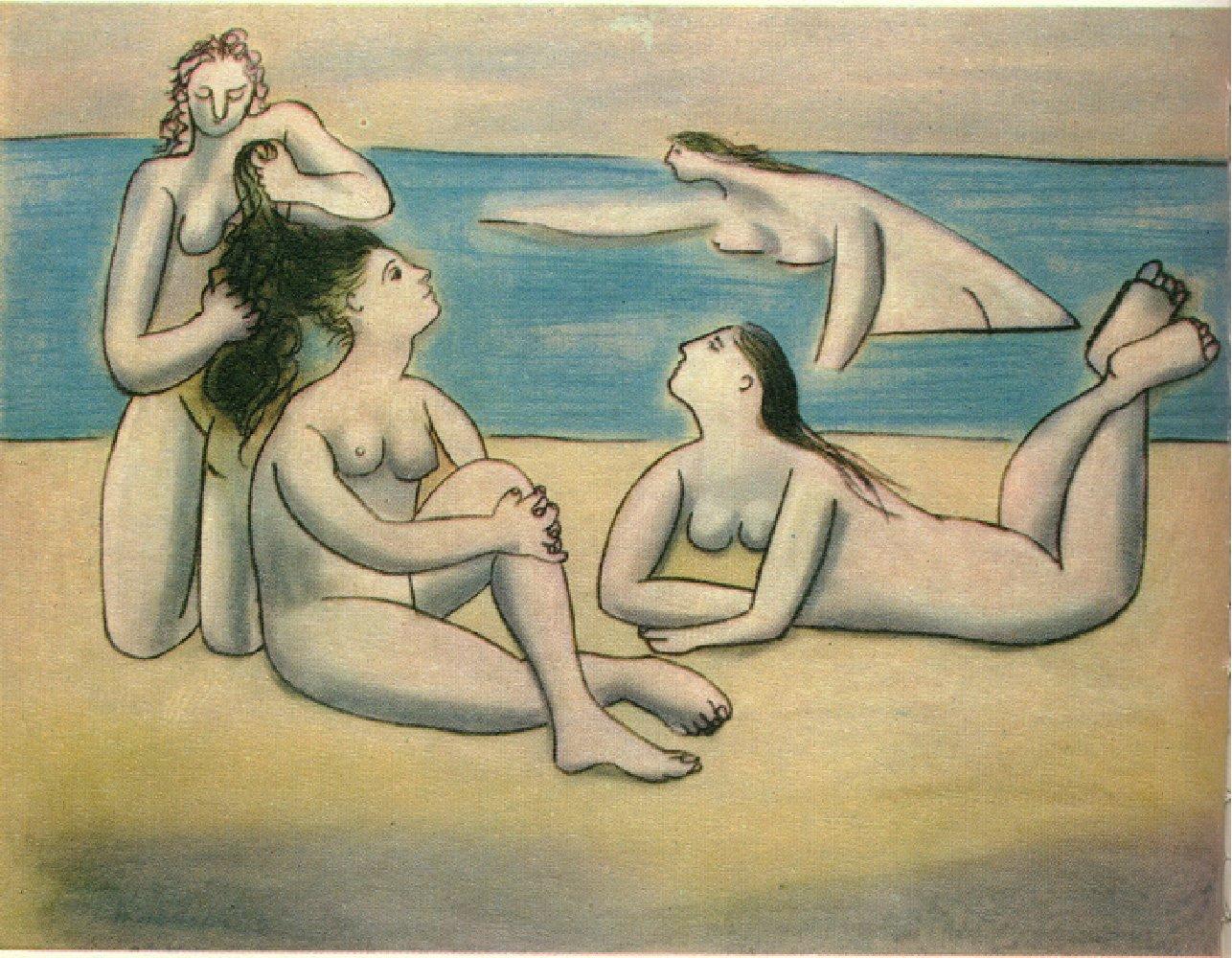 Bathers, 1920