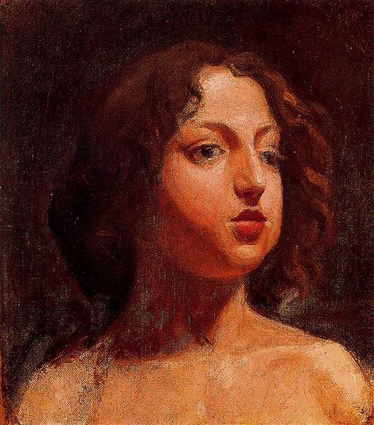 Head of a child, 1896 - Pablo Picasso