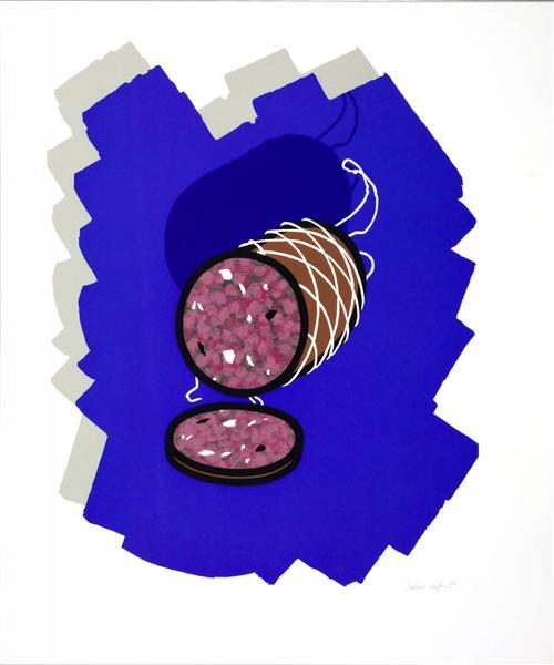 Big Sausage, 1978 - Patrick Caulfield