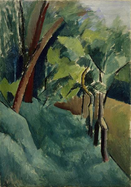 Landscape, 1914 - Patrick Henry Bruce