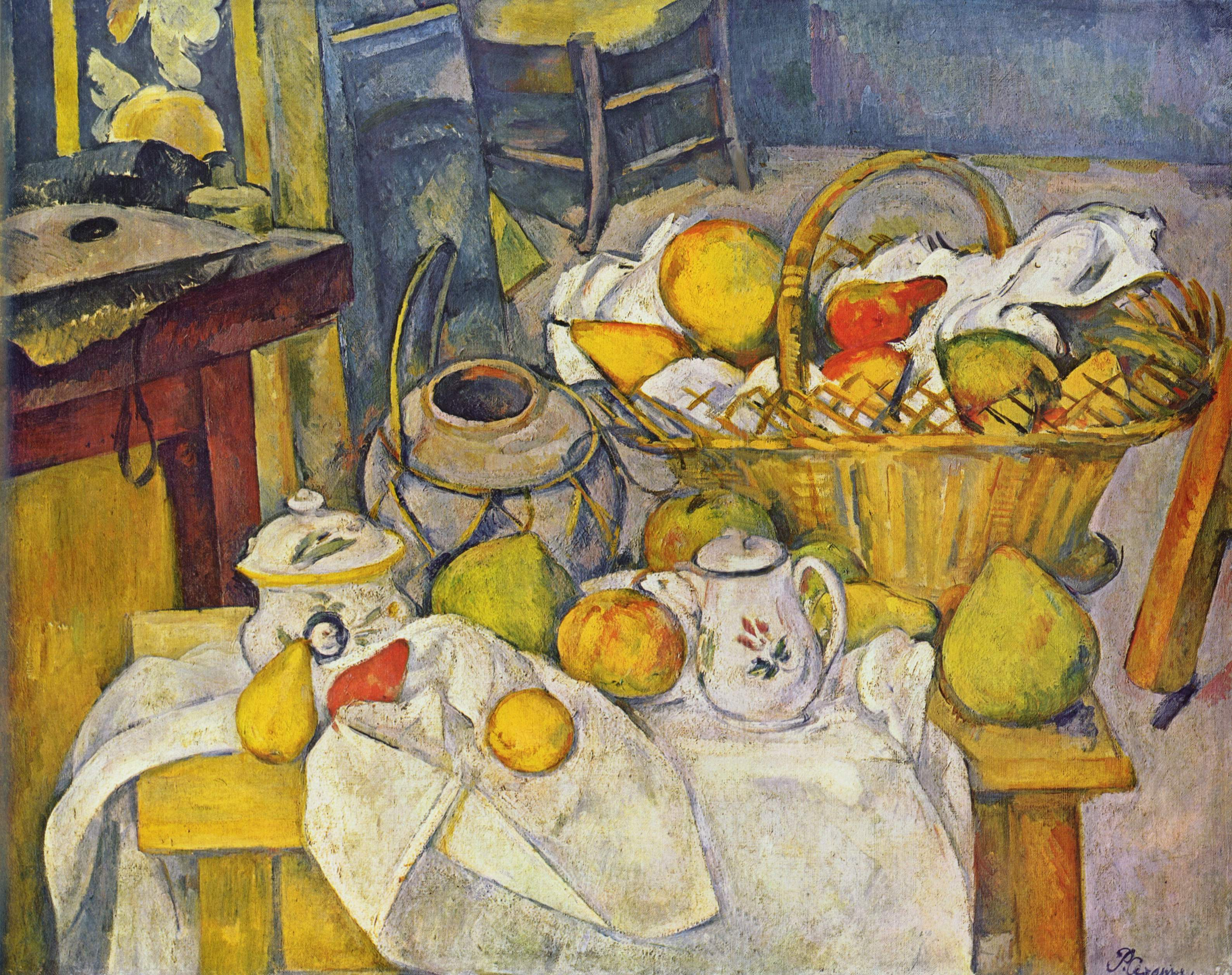the life of paul cezanne This list of paintings by the french painter paul cézanne is incomplete the artistic career of cézanne spanned more than forty years, from roughly 1860 to 1906.