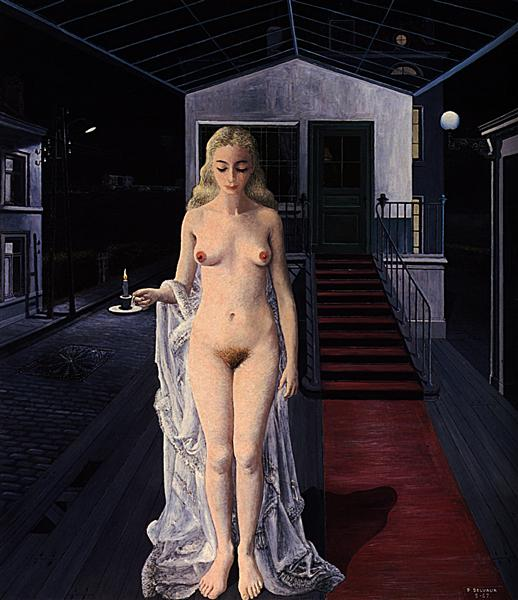 Chrysis, 1967 - Paul Delvaux