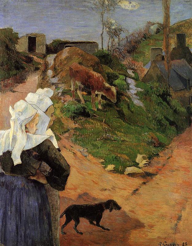 http://uploads5.wikipaintings.org/images/paul-gauguin/breton-women-at-the-turn-1888.jpg!HalfHD.jpg
