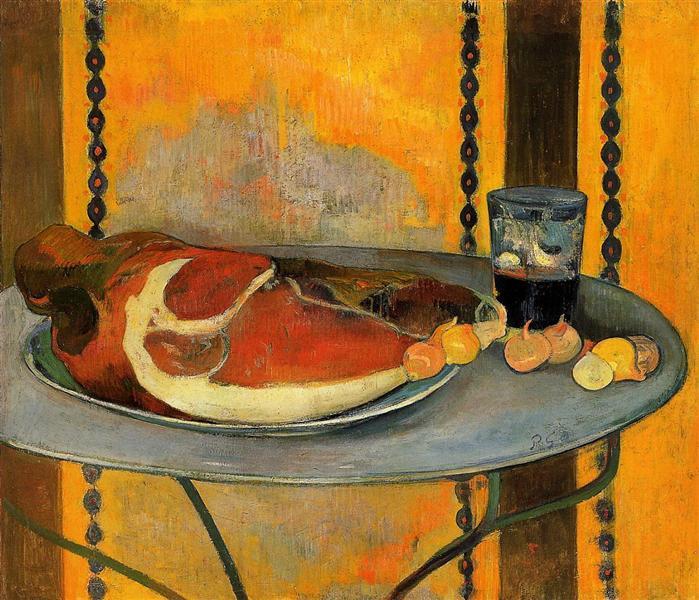 The Ham, 1889 - Paul Gauguin