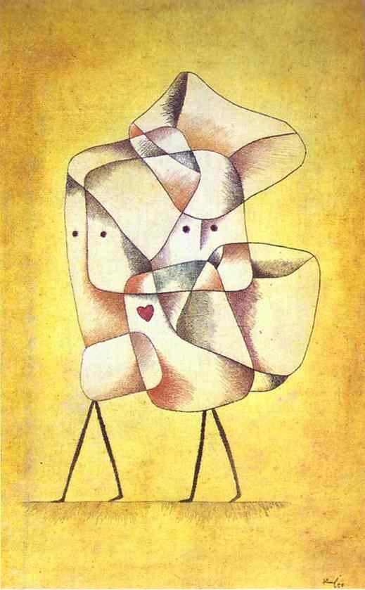 Siblings - Paul Klee -...