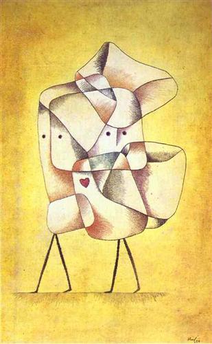 Siblings - Paul Klee