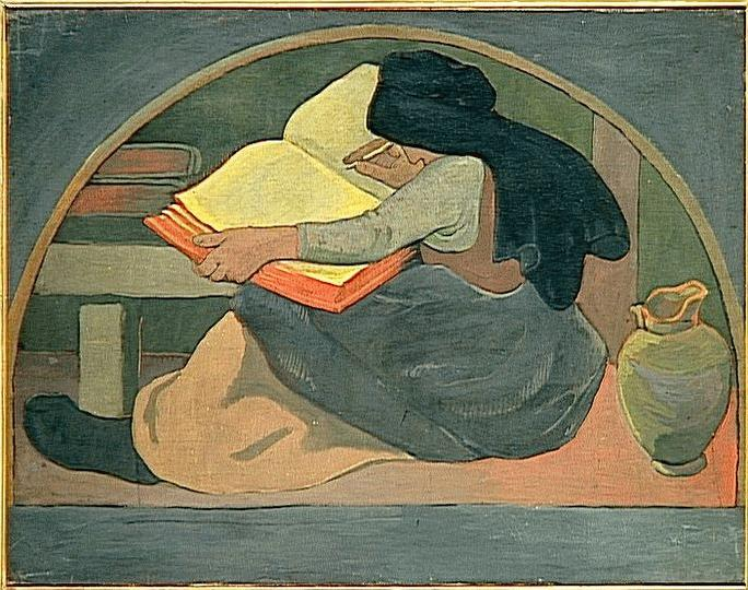 Grammar, 1892 - Paul Serusier