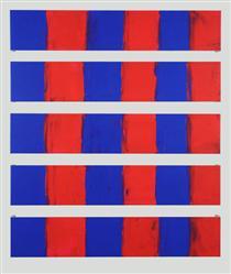 Escala de cor #17 - Pedro Calapez
