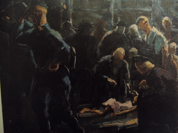 Hunger - Periklis Vyzantios
