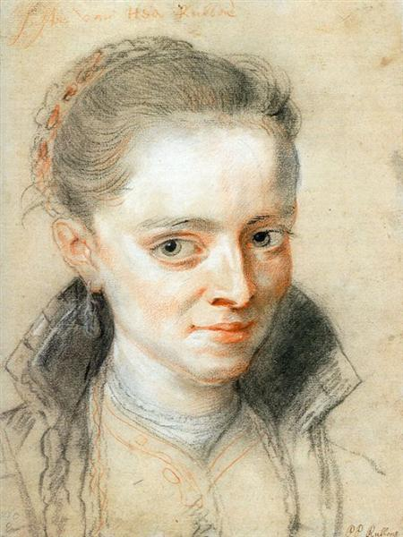 Susanna Fourment, c.1620 - Peter Paul Rubens