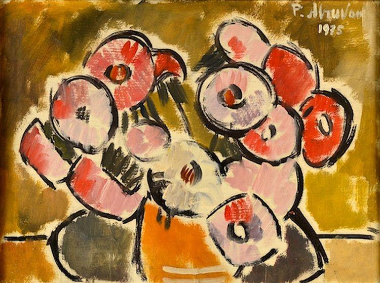 Flowers, 1975
