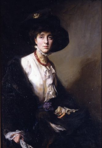 Portrait of Vita Sackville-West, 1910 - Philip de Laszlo