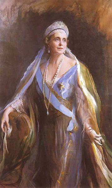 Queen Marie of Romania, 1936 - Philip de Laszlo