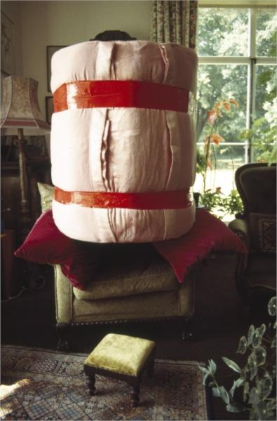 Object for an armchair, 1994 - Філіда Барлоу