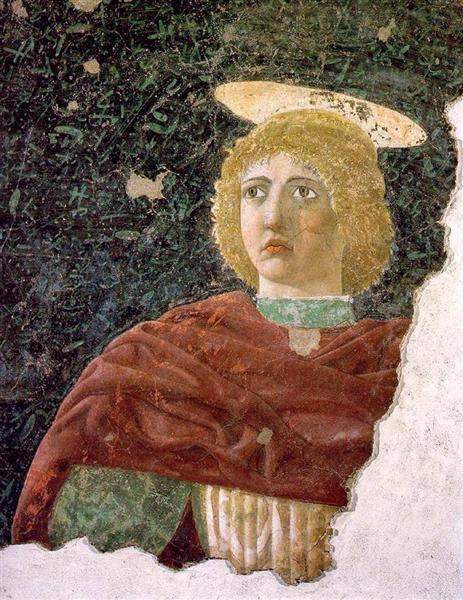 St. Julian, c.1455 - Piero della Francesca