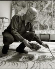 Pierre Alechinsky