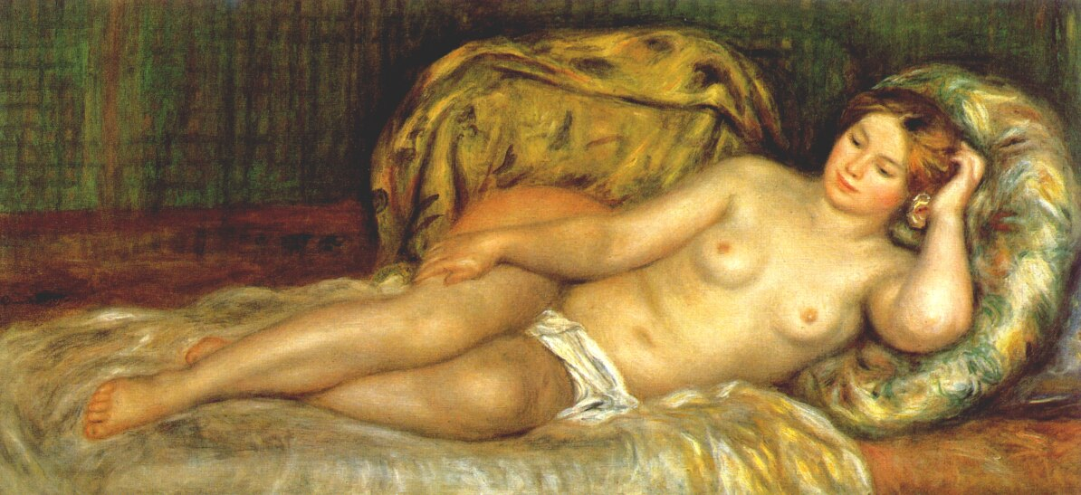 Renoirs Controversial Second Act Arts & Culture