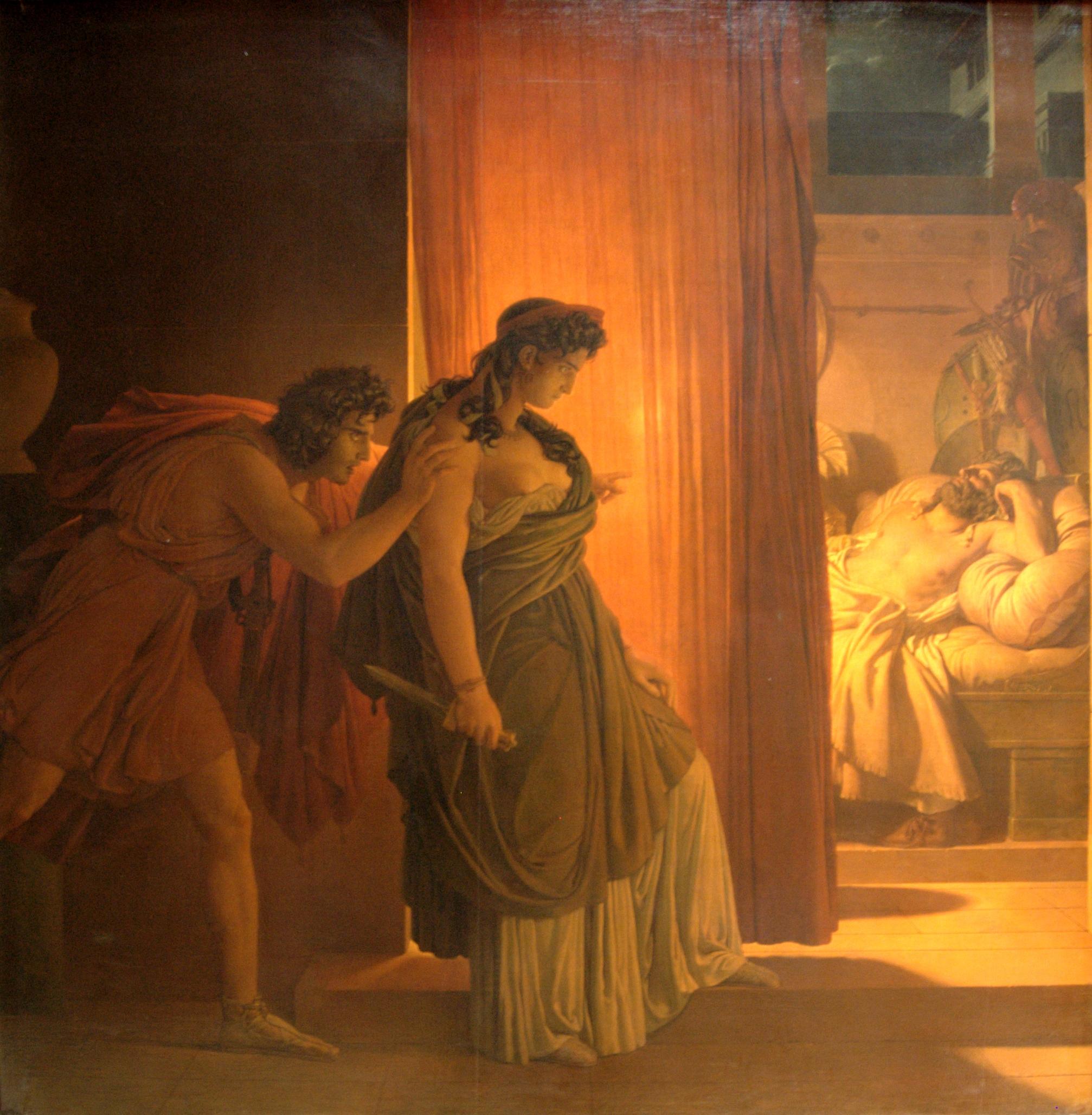 the powerful clytemnestra in aeschylus oresteia essay