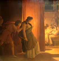 Clytemnestra - Pierre Narcisse Guérin