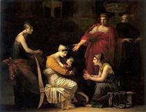Andromache and Astyanax - Pierre Paul Prud'hon