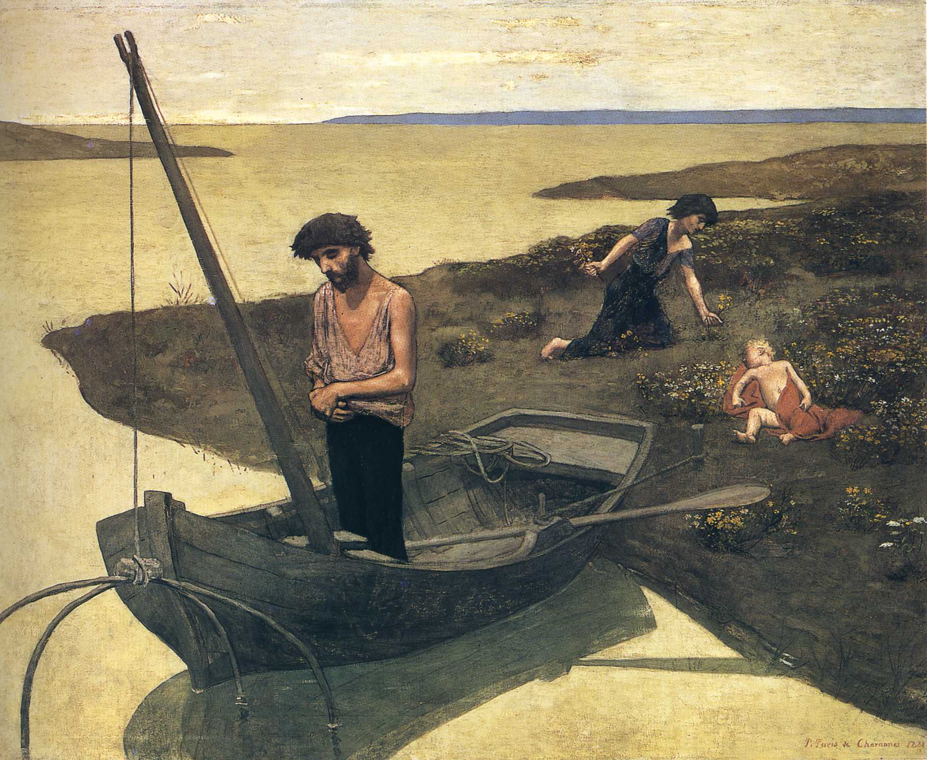 The Poor Fisherman, 1881