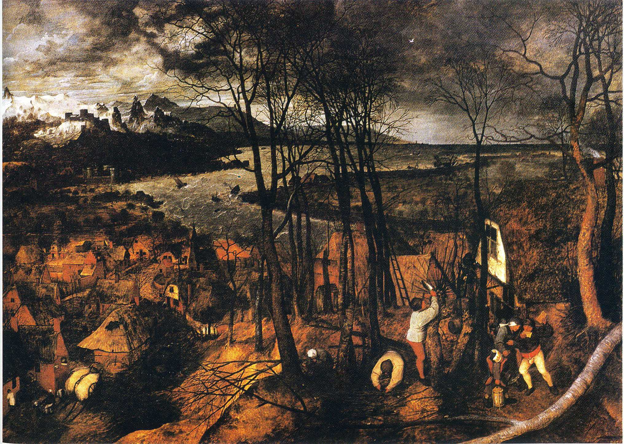 The Gloomy Day, 1559