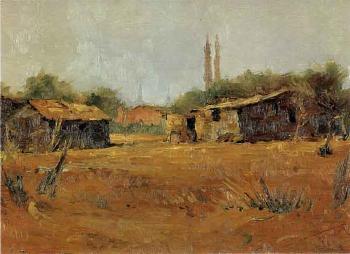 Native Location, Pretoria, 1911 - Pieter Wenning