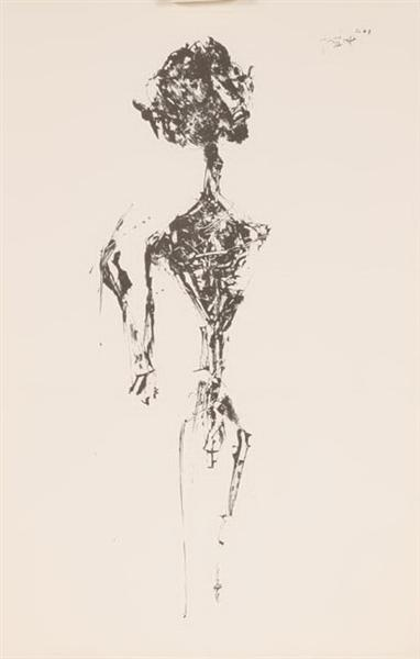 Adam and Eve (1), 1970 - Pietro Lazzari