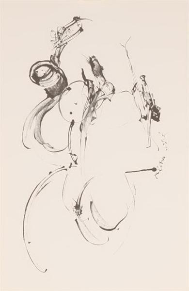 Adam and Eve (4), 1970 - Pietro Lazzari