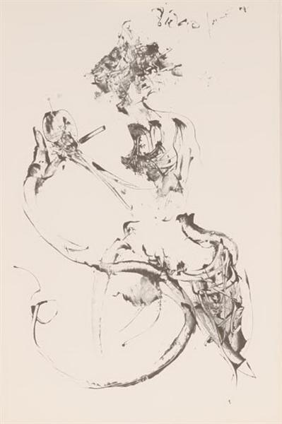 Adam and Eve (5), 1970 - Pietro Lazzari