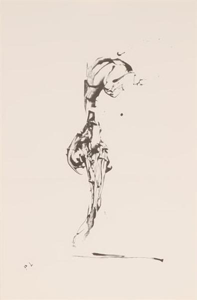Adam and Eve (7), 1970 - Pietro Lazzari