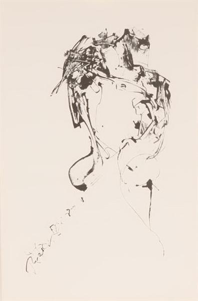 Adam and Eve (9), 1970 - Pietro Lazzari