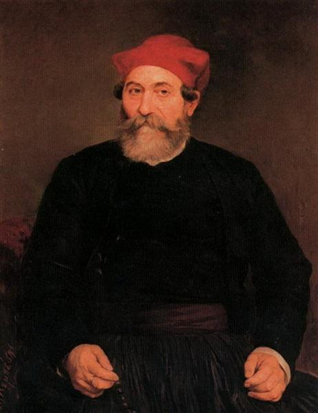 Captain Ben - Polychronis Lembesis