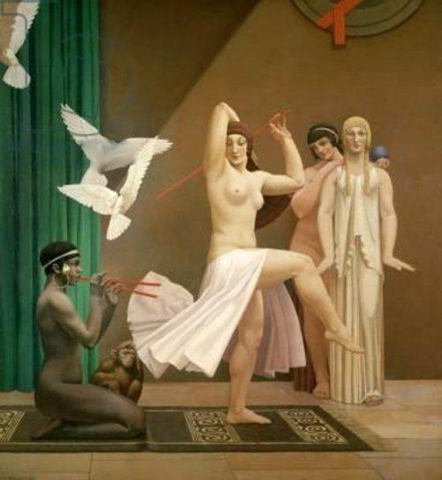 The Dancer - Delorme Raphael