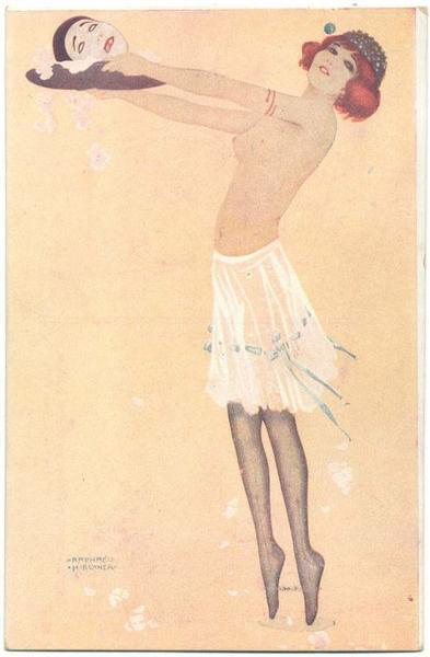 Salome - Raphael Kirchner